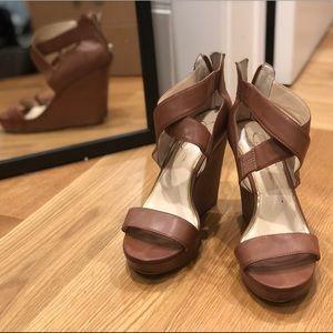 Wedge Heeled Sandals